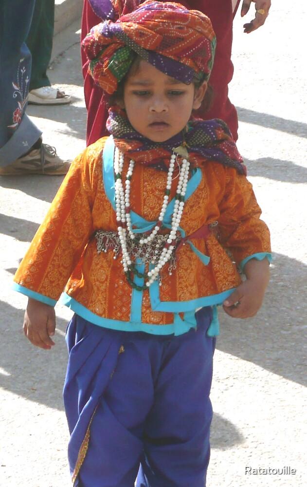 Banjara Boy in Jaipur by Ratatouille