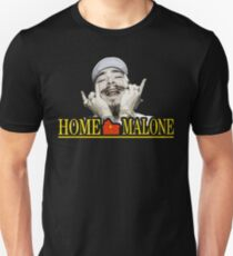 HOME MALONE Unisex T-Shirt