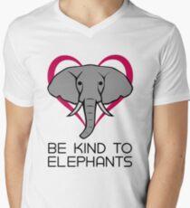 Be Kind To Elephants Shirts: Support Elephant Wildlife  T-Shirt