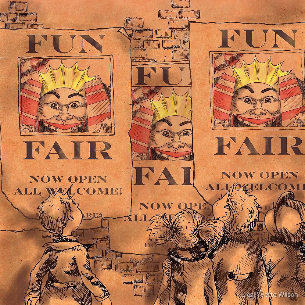 end page from Fair Horribulous by Liesl Yvette Wilson