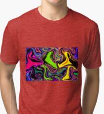 Magical Mushrooms Tri-blend T-Shirt