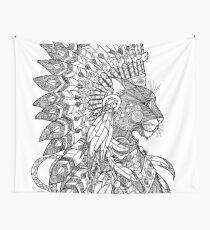 Vaa - Chief Wall Tapestry