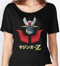 Mazinger-Z 16-bit Women's Relaxed Fit T-Shirt