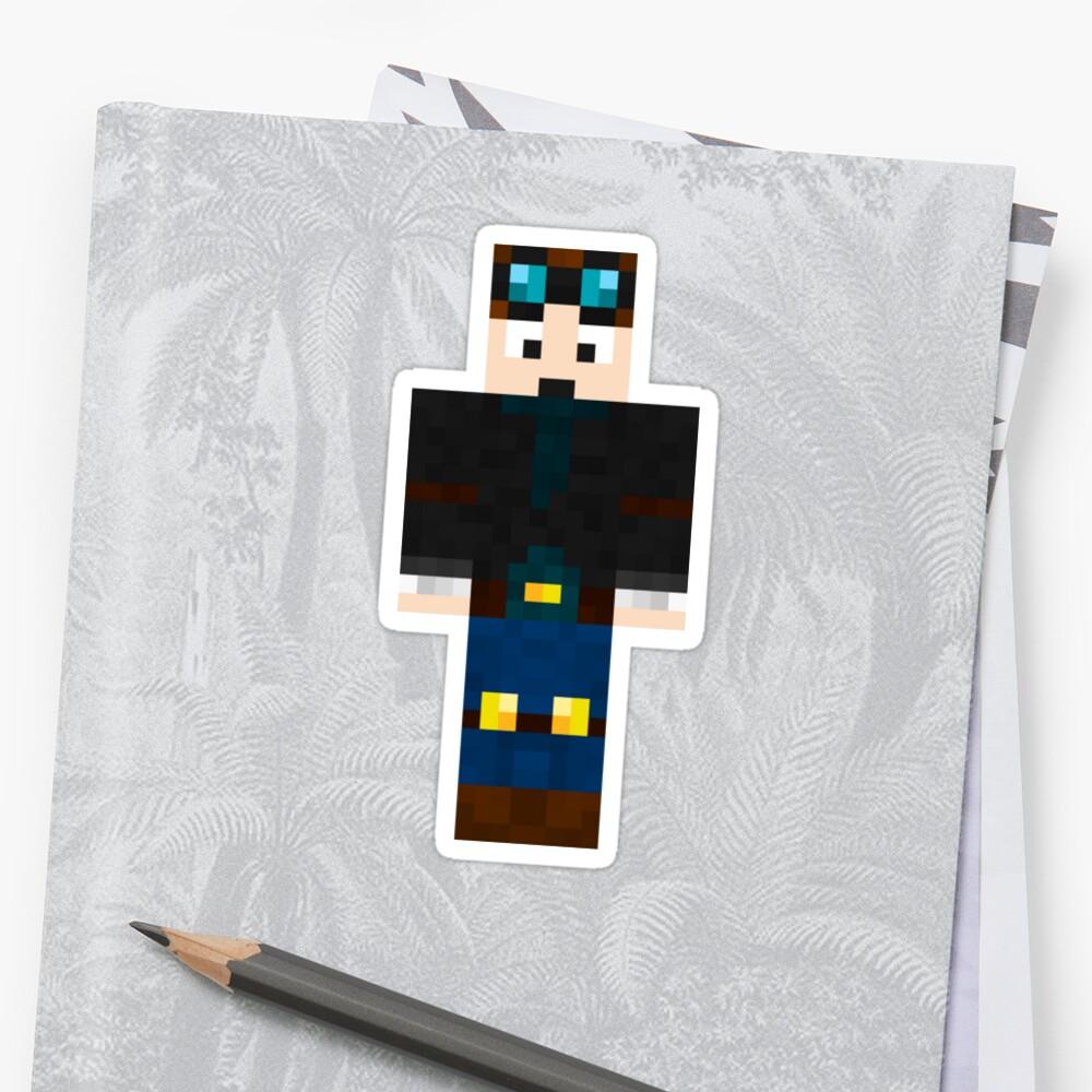 DanTDM!!! Minecraft Skin!\