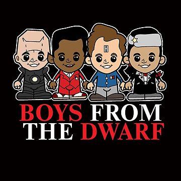 Boys from the Dwarf by TopNotchy