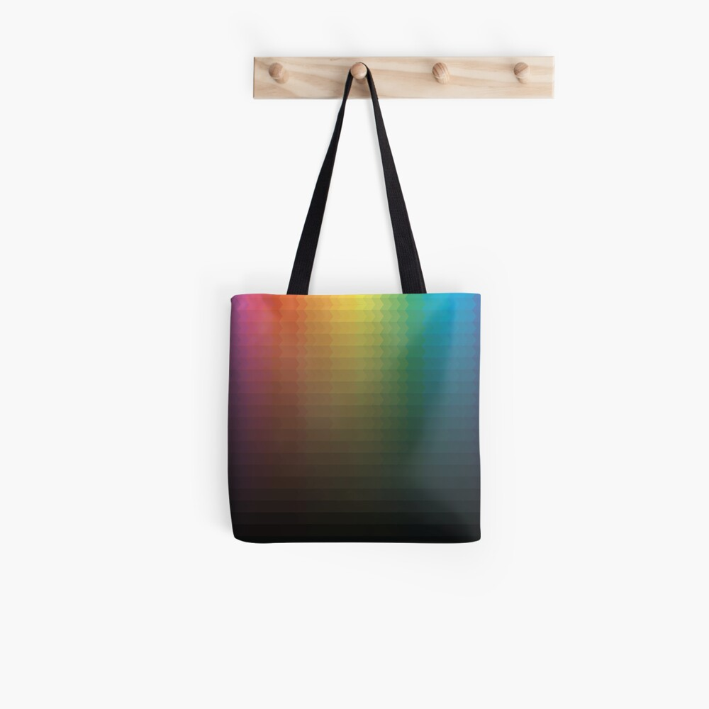 Abstract Rainbow II Tote Bag