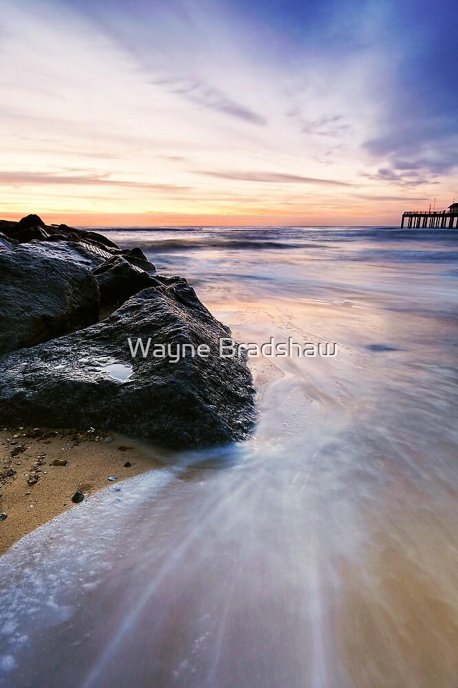 Southwold Beach Suffolk 16. by Wayne Bradshaw