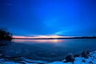 Near Winter Solstice Sunrise (HDR) by Yannik Hay
