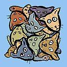 catcube by greendeer