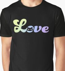 ❤︎ Cat Love ❤︎ Graphic T-Shirt