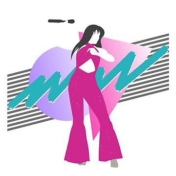 90's Selena by LaEstetica