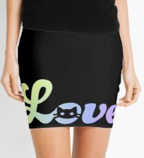 ❤︎ Cat Love ❤︎ Mini Skirt