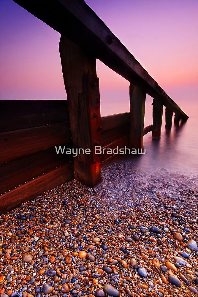 Aldeburgh Beach Suffolk 12. by Wayne Bradshaw