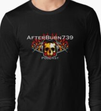 AfterBurn739 Podcast Long Sleeve T-Shirt