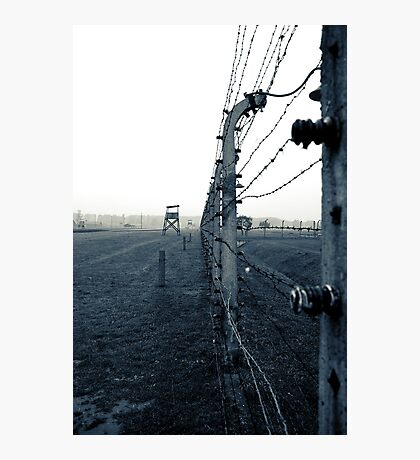 Birkenau Photographic Print
