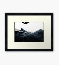Auschwitz Framed Print