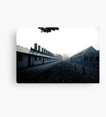 Auschwitz Canvas Print