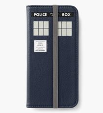 New Who iPhone Wallet/Case/Skin