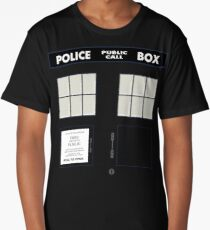New Who Long T-Shirt