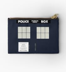 New Who Studio Pouch