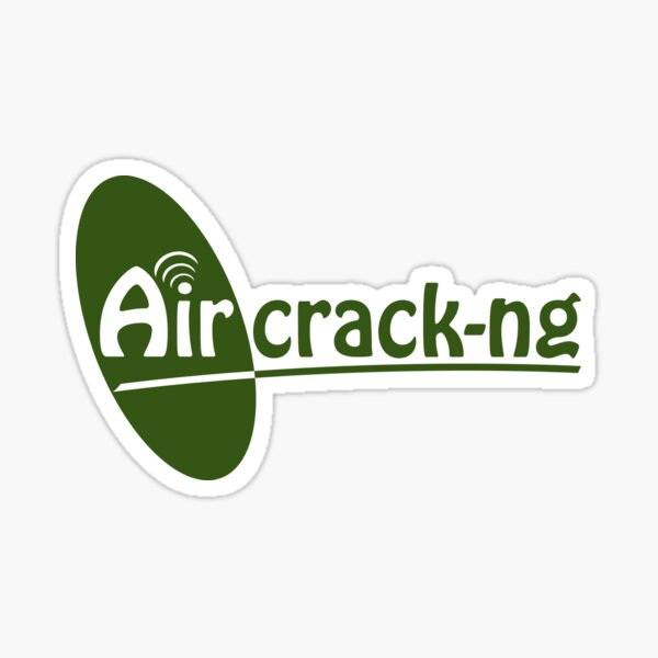 Aircrack-ng Green Logo Sticker