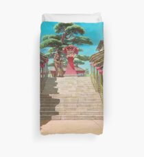 Studio Ghibli Spirited Away Duvet Cover