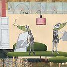 « housework » par Olga Lupi