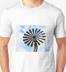 Windmill water tower T-Shirt