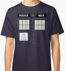 New Who Classic T-Shirt