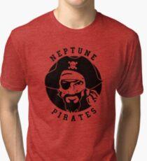 Neptune Pirates! Tri-blend T-Shirt