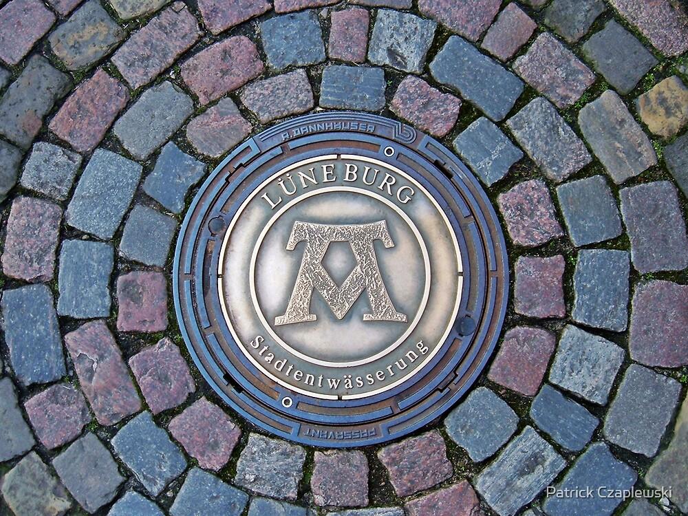 Manhole Cover by Patrick Czaplewski
