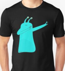 dab dance - Thinking about design is hard, but not thinking about it can be disastrous. T-Shirt