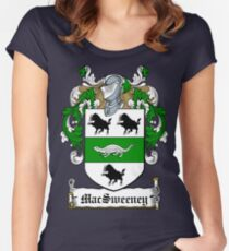 MacSweeney (Donegal) Women's Fitted Scoop T-Shirt