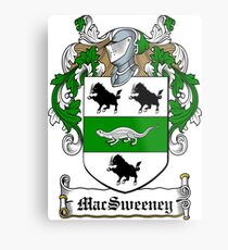 MacSweeney (Donegal) Metal Print