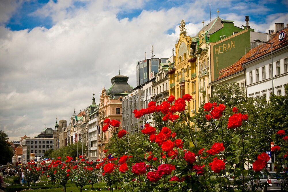 Prague - pretent of the olden day by Cvail73