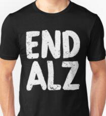 End Alz Unisex T-Shirt