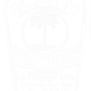 South Carolina Dispensary Whiskey Label Shirts by mkkessel