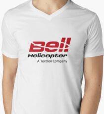 Bell Helicopter Merchandise Men's V-Neck T-Shirt