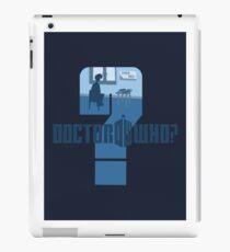 Dr Who? iPad Case/Skin