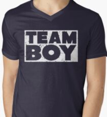 Team Boy Men's V-Neck T-Shirt