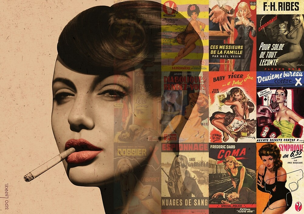 LES PULPS FRANCAISES by Udo P. Linke