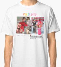 rip ☆LiL PEEP☆ Classic T-Shirt