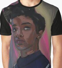 Starfleet In Her Eyes Graphic T-Shirt