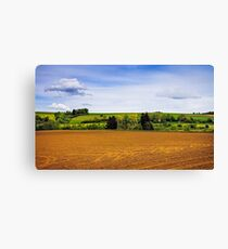 Bodan: Spectacular views and peaceful hikes Canvas Print