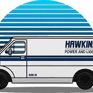 Hawkins Power And light by FrauNorberto