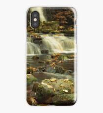 WATER IN AUTUMN iPhone Case/Skin