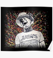 gord downie - Of course, I did lots of what would be called graphic design now, what used to be called commercial art. Poster