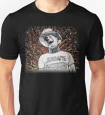 gord downie - Of course, I did lots of what would be called graphic design now, what used to be called commercial art. Unisex T-Shirt