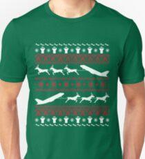Air Traffic Control Christmas Unisex T-Shirt