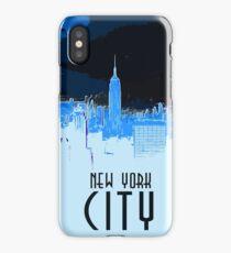 New York City Lights iPhone Case/Skin